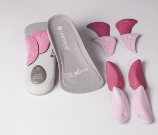 Orthosole 3/4 Max Cushion Ladies