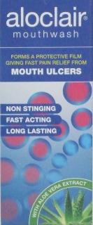 Aloclair Plus 60ml Mouthwash