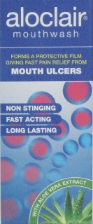 Aloclair Plus 120ml Mouthwash