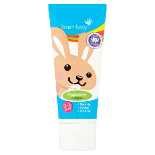 Brush Baby Toothpaste for Baby & Toddler