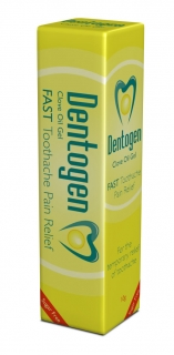 Dentogen Clove Oil Gel 10g