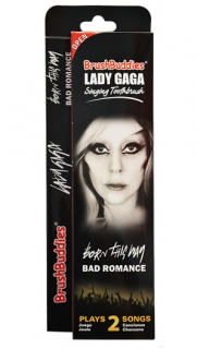 Brush Buddies Lady Gaga
