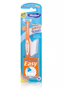 Wisdom Easy Floss Daily Flosser
