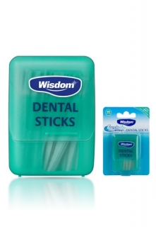 Wisdom Fresh Effect Dental WoodSticks